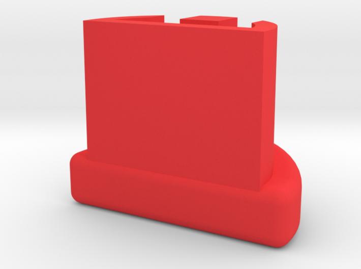 Grip Plug for G17 G18 G19 G23 G25 3d printed