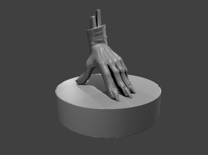 Crawling Claw 3d printed