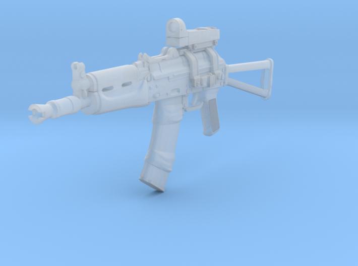 1/10th AKS-74uTact1 3d printed