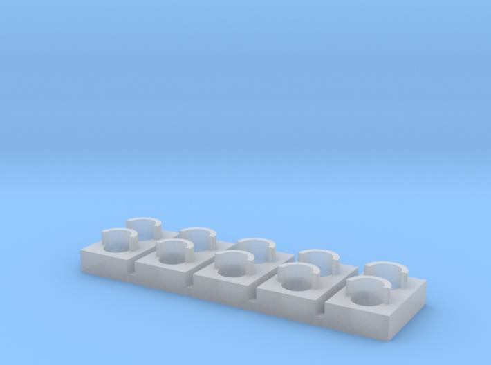 LED Dock Signal Lights - 5 Pack 3d printed