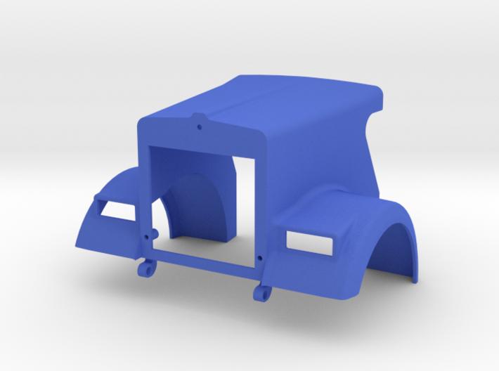 KW W900L style *Sinister Series* Tilt-Hood 3d printed