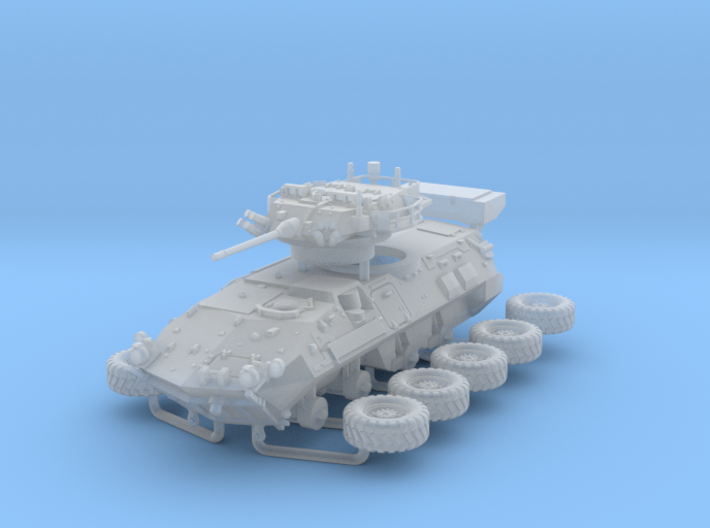LAV III Kodiak ICV Scale: 1:87 3d printed