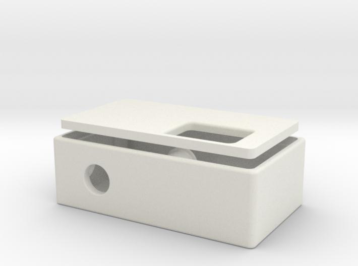 Brick Mechanical Squonk Mod for ModMaker 510 3d printed