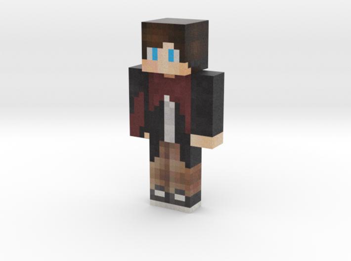 superarc970 | Minecraft toy 3d printed