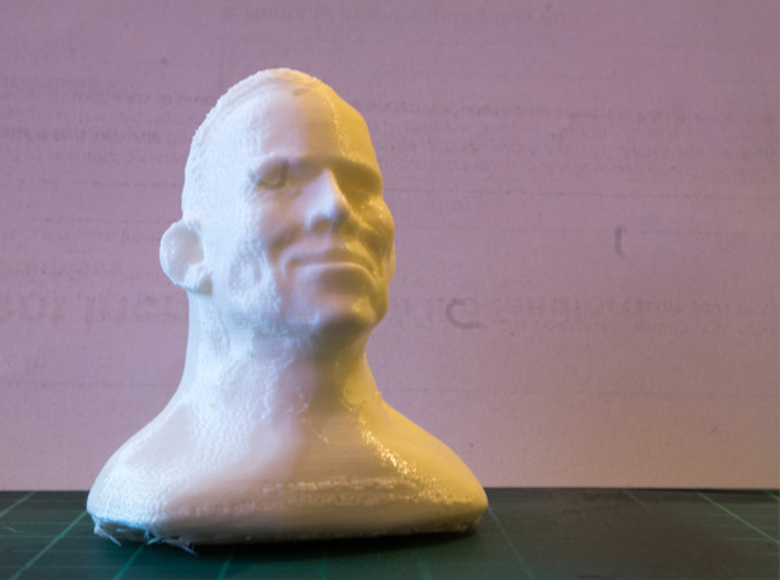 Suppository of Wisdom 3d printed Not final product