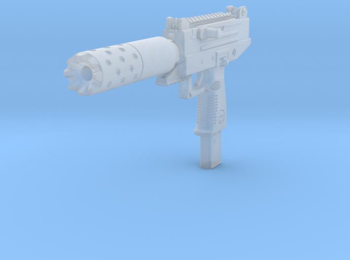 1/10th UZIPROtactical1 3d printed