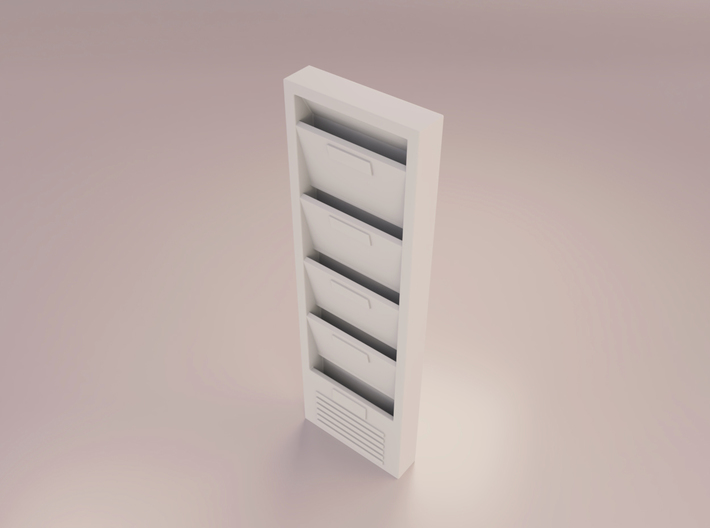 1:12 Magazine Holder v1 - Sizes M/L/XL 3d printed Medium - Up to 2.0 cm mags