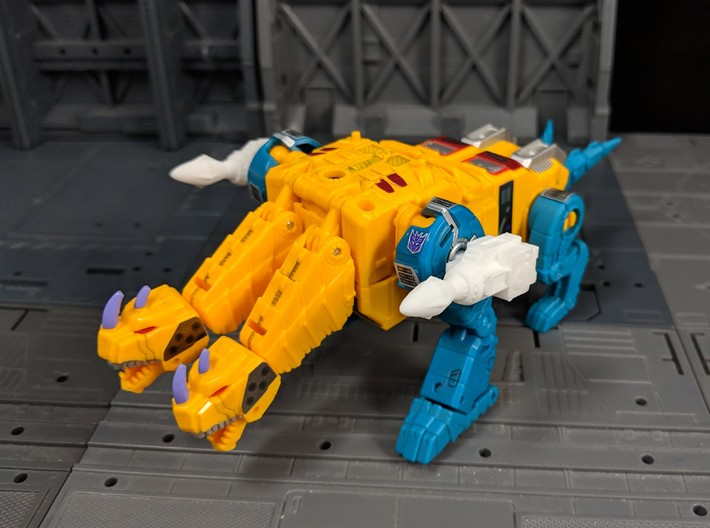 G1 Magnus style Missile Add On for TF 3d printed