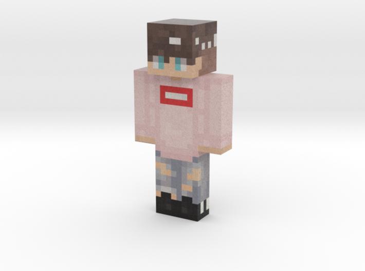 Kowzly | Minecraft toy 3d printed