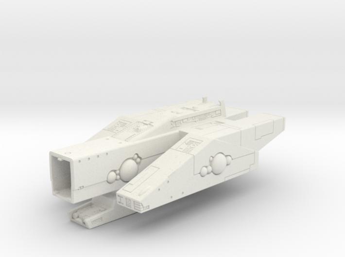 LOGH Imperial Vonkel 1:3000 (Part 2/2) 3d printed
