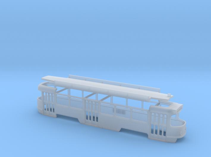 Magdeburg T4DM 3d printed