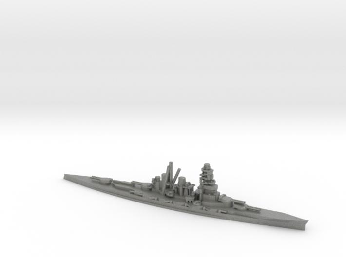 Japanese Kongo-Class Battlecruiser 3d printed