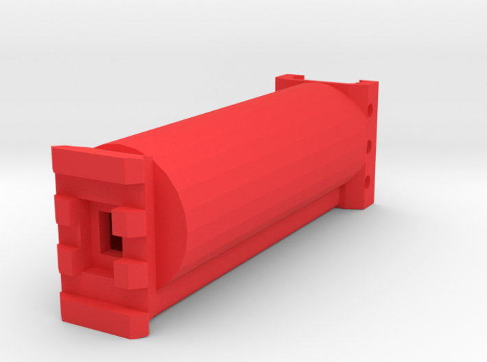 Incognito Minimalist Stock 100mm Extension 3d printed