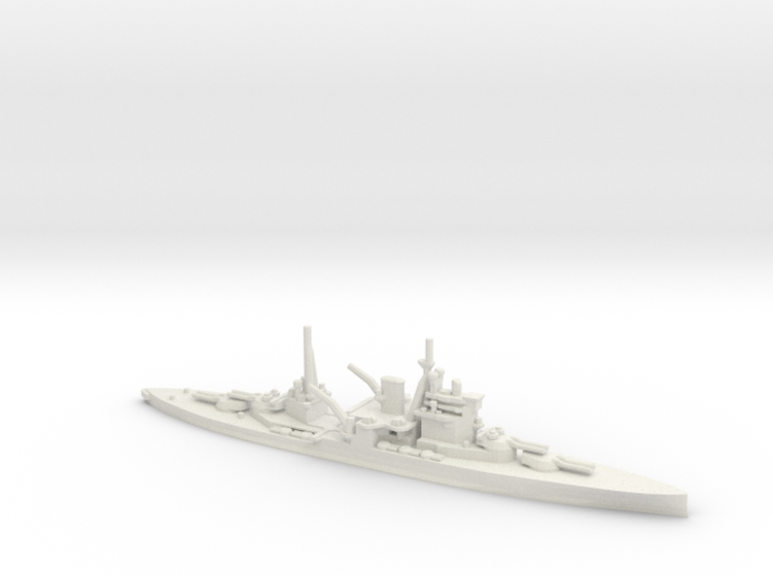 British Queen Elizabeth-Class Battleship 3d printed