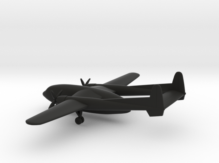 Fairchild C-119 Flying Boxcar 3d printed