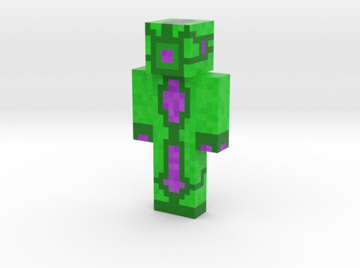 Infnitum | Minecraft toy 3d printed