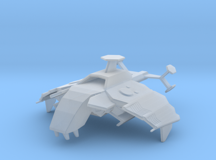 UNSC Prowler 3d printed