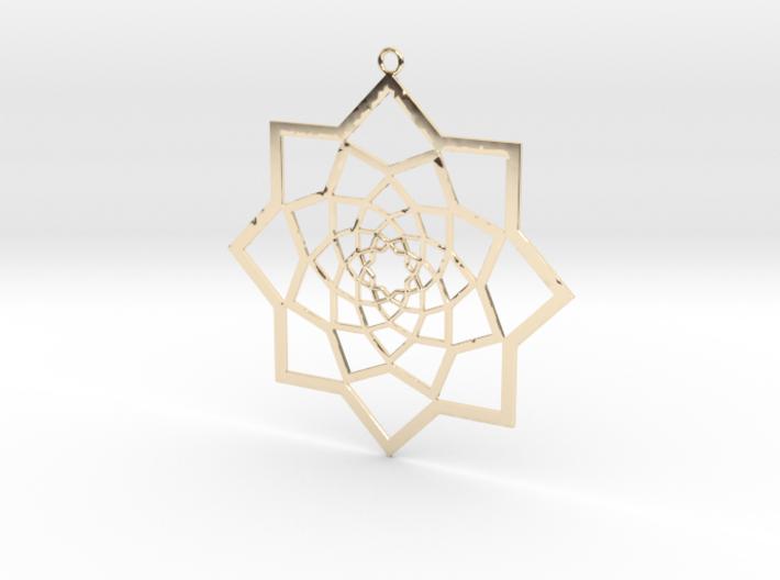square_geometry 3d printed