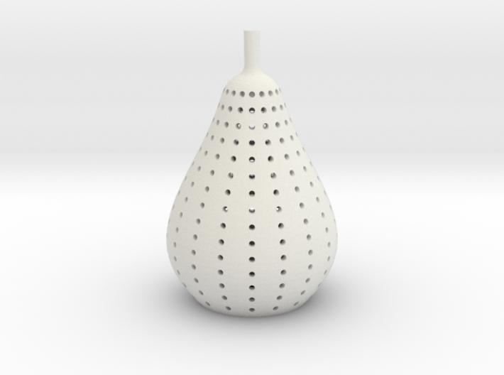 pear lamp 3d printed