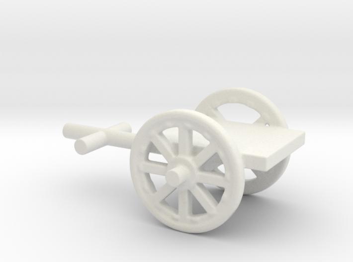 hand cart 1 3d printed