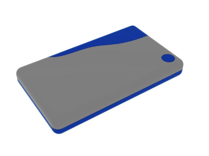 SWAN Wallet 3d printed