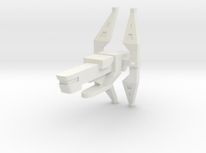 Ultran Destroyer V2 3d printed