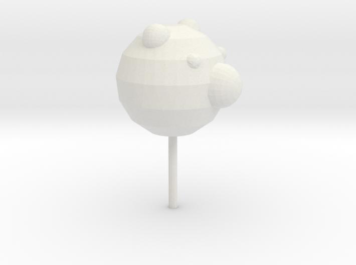 lollipop 3d printed