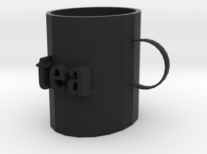 Exclusive modeling cup 3d printed