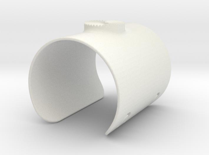 Armclamp_Elastic_70mm 3d printed