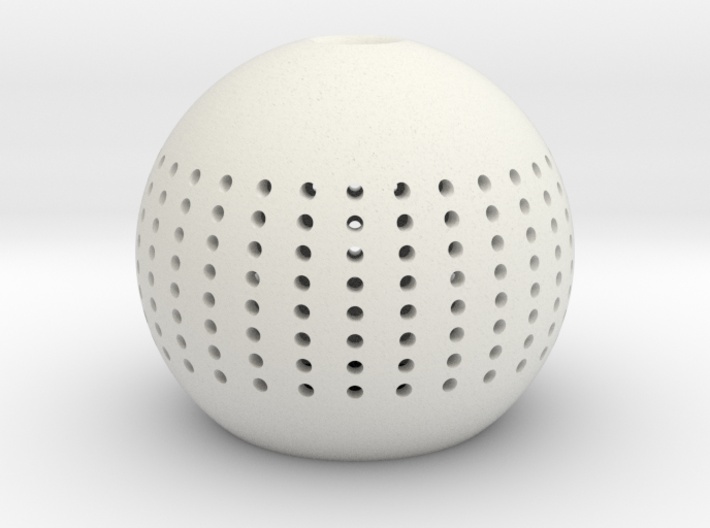 navell lamp 3d printed