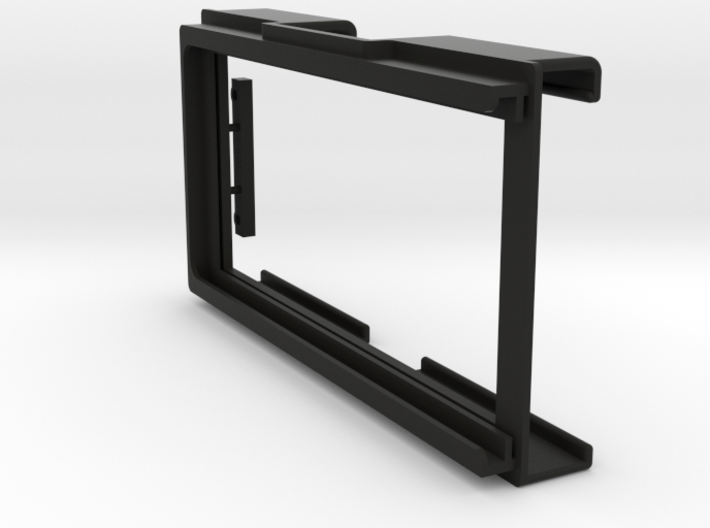Aladdin 'A' Light; diffusion frame (Part ALADFB) 3d printed