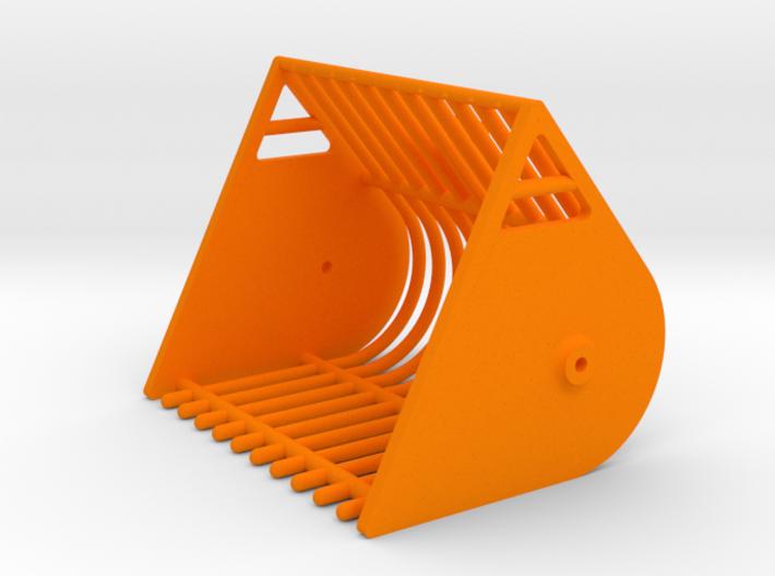 Rübenkorb Klinklader weise-toys stoll 3d printed
