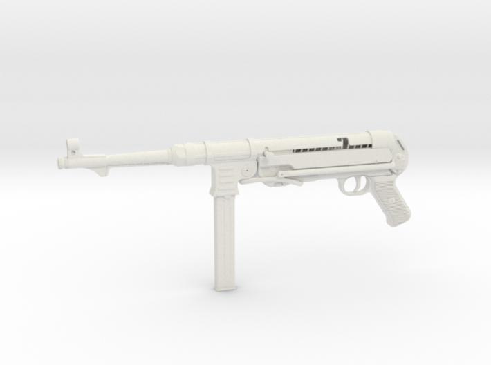 1/3 Scale MP40 Machine Gun