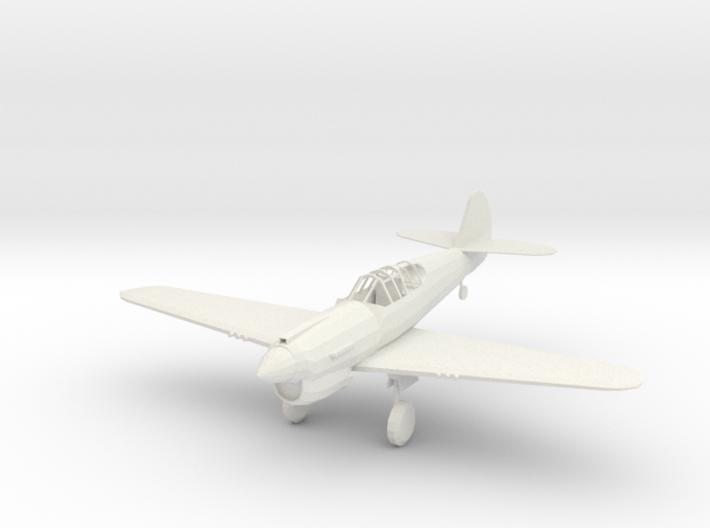 Curtiss P-40 Warhawk 3d printed