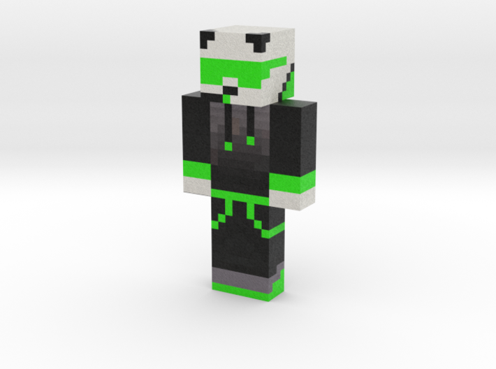 xXxbo02xXx | Minecraft toy 3d printed
