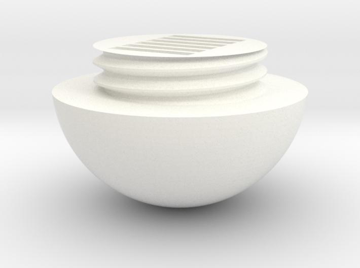Mirco SD Ball - Bottom 3d printed