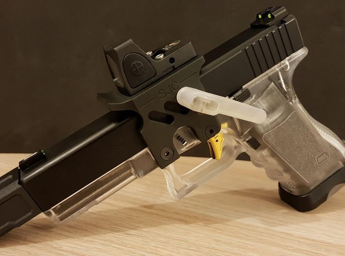 MJW Airsoft G-Series Comp A-Type 3d printed