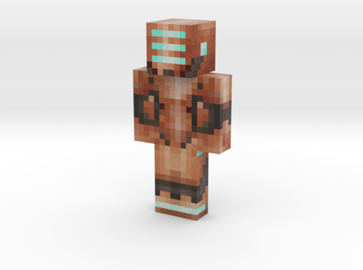 tycho1984 | Minecraft toy 3d printed