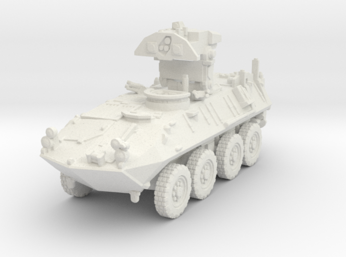 LAV AT scale 1/100 3d printed