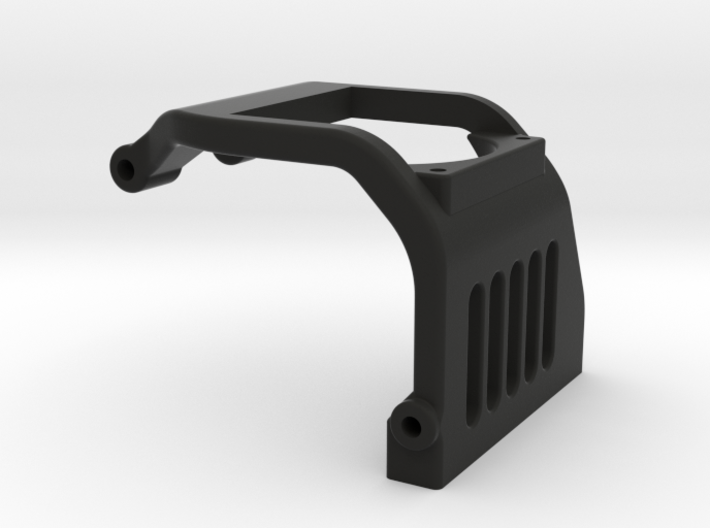 TLR 22 5.0 Laydown fan brace 30mm 3d printed