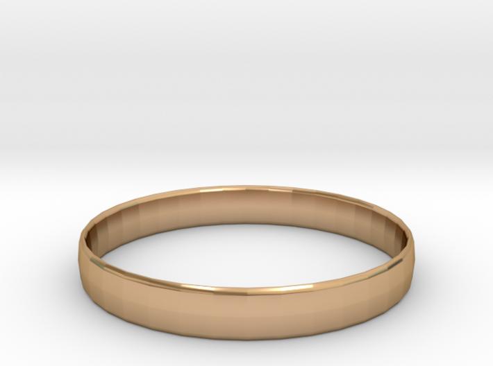 Ima Edgededges Bangle - Bracelet 3d printed