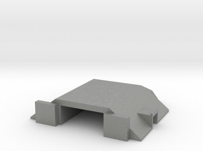 Papa Air Base Bunker 1:1250 Scale 3d printed