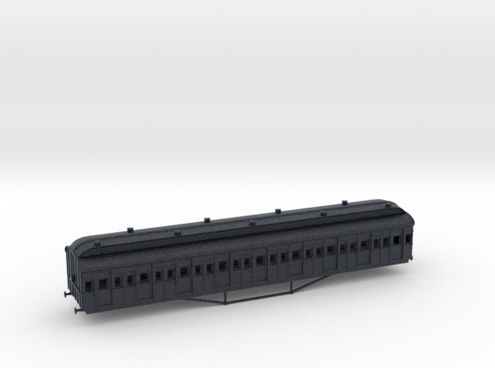 TT1 VR Tait T - Clerestrory Roof (259T/1G) 3d printed
