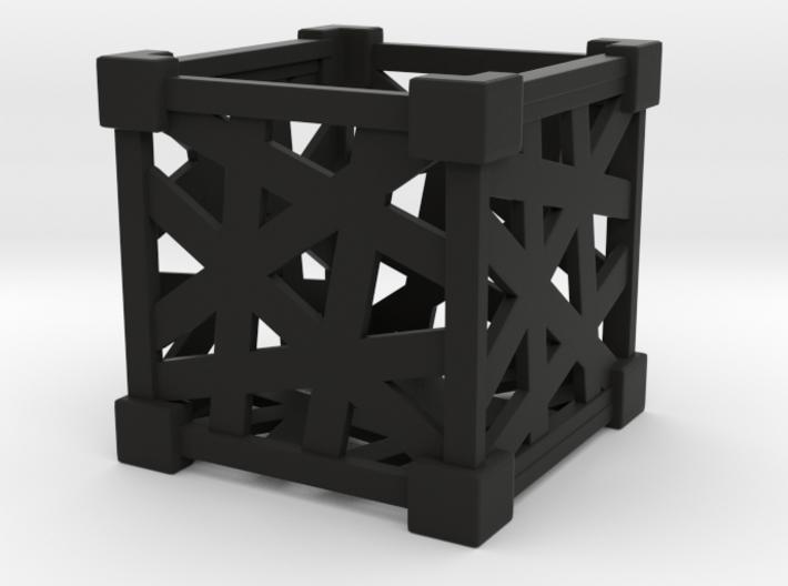 遺物の空箱を再利用した物入れ(完全なファンアイテム) 3d printed