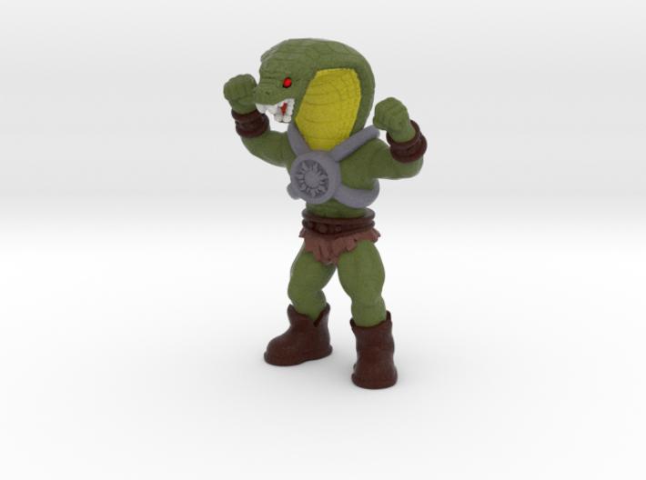"""Sahak - 1.75"""" Figurine, multi-color 3d printed"""
