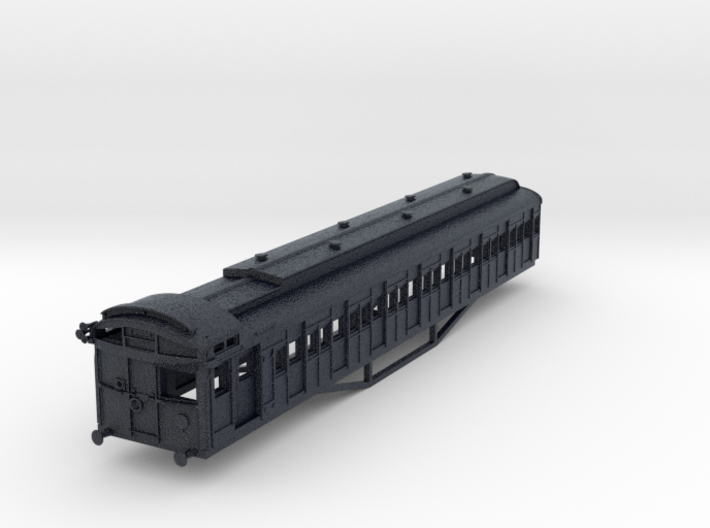 TM7 VR Tait M Car - Std Cab Cler Roof (213M) 3d printed