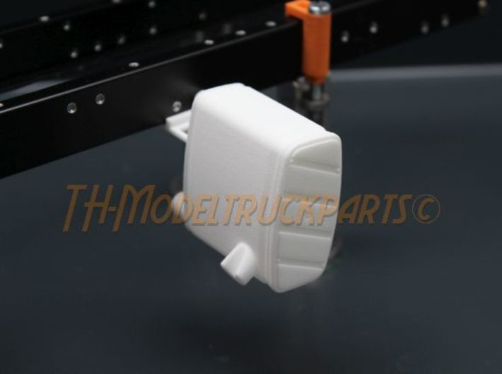 THM 00.2206 Exhaust right Tamiya MAN 3d printed