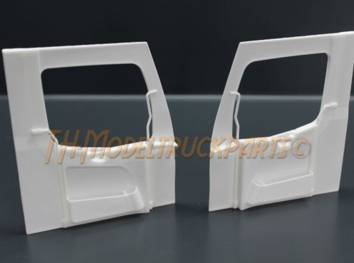 THM 07.3072 Door panel right MB Actros Tamiya 3d printed
