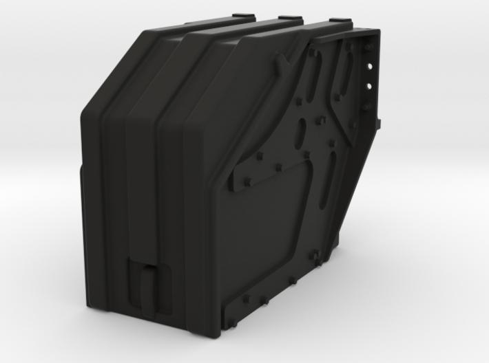 THM 00.3801 Battery box Tamiya Actros 3d printed