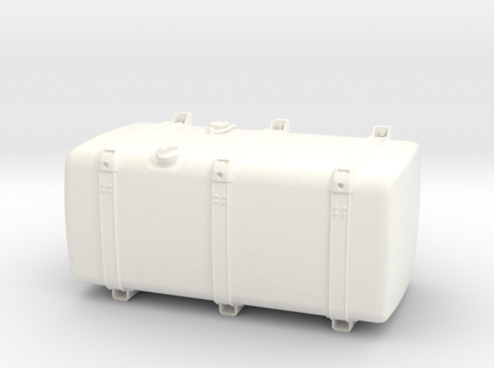 THM 00.4133-100 Fuel tank Tamiya Scania Low 3d printed